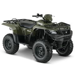Suzuki ATV KingQuad 500 AXI/PS Zonder Stuurbekrachtiging Groen