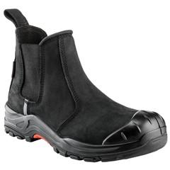 Buckler Werkschoenen NKZ101BK S3 Instapper Zwart