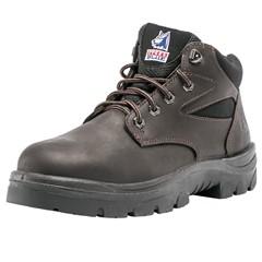 Steel Blue Werkschoenen Whyalla S3 Claret