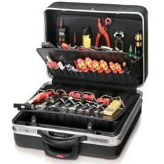 Parat Gereedschapskoffer Classic 35 Liter 470x210x360 X-ABS Rollbar Zwart