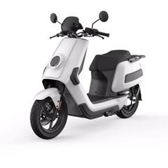 NIU E-Scooter NQi Cargo 45 km - Wit