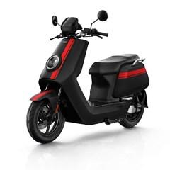 NIU E-Motor NQi GTS 70 km - Zwart met striping
