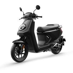 NIU E-Motor Mqi+ GT Standaard 70 km - Zwart