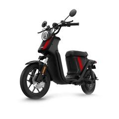 NIU E-Scooter UQi Sport 44 km - Zwart