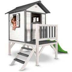 Sunny Speelhuisje Lodge XL Grijs/Wit
