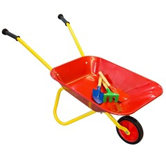 Sunny Kinderkruiwagen Jumbo - Rood