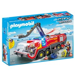 PLAYMOBIL City Action 5337 – Luchthavenbrandweer
