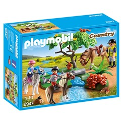 PLAYMOBIL Country 6947 - Ponyrijles