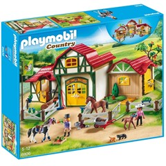 PLAYMOBIL Country 6926 - Paardrijclub