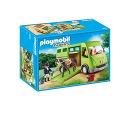 PLAYMOBIL Country 6928 - Paardenvrachtwagen