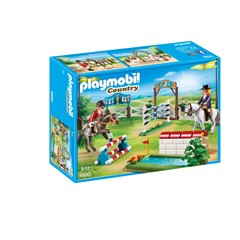PLAYMOBIL Country 6930 - Paardenwedstrijd