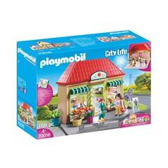 PLAYMOBIL City Life 70016 - Mijn bloemenwinkel