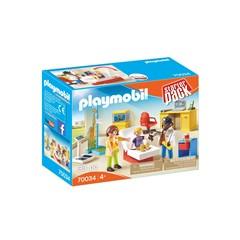 PLAYMOBIL City Life 70034 - StarterPack Bij de kinderarts