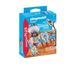 PLAYMOBIL Playmo-Friends 70062 - Inheems stamhoofd