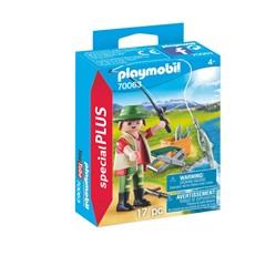 PLAYMOBIL Playmo-Friends 70063 - Visser met hengel