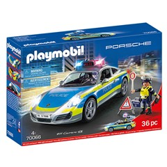 PLAYMOBIL City Action 70066 - Politie 911 Carrera 4S