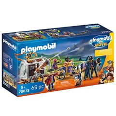 PLAYMOBIL THE MOVIE 70073 - Gevangeniswagon