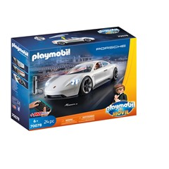PLAYMOBIL THE MOVIE 70078 - Rex Dasher's Porsche Mission E