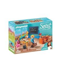 PLAYMOBIL Spirit Riding Free 70121 - De klas van Mevrouw Flores