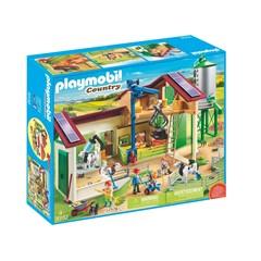 PLAYMOBIL Country 70132 - Boerderij met silo en dieren