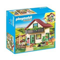 PLAYMOBIL Country 70133 - Moderne hoeve