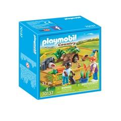PLAYMOBIL Country 70137 - Kinderen met kleine dieren