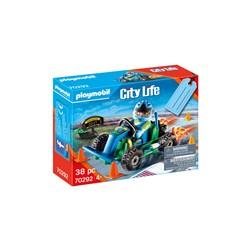 PLAYMOBIL City Life 70292 - Cadeauset Kart race