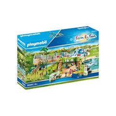 PLAYMOBIL Family Fun 70341 - Dierenpark