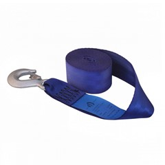 Lierband 6,1m blauw