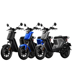 NIU E-Scooter UQi GT Extended 45 km