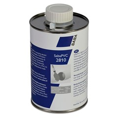 Saba PVC-lijm met kwast - Type 2810
