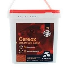 Raco GH (Gepelde Haver) tegen Muis en Rat
