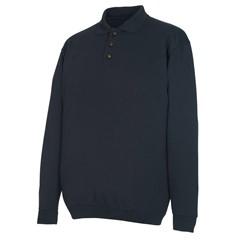 Mascot Polosweater Trinidad Katoen/Polyester Zwart