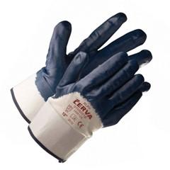 Cerva Werkhandschoenen Nitril Maat 9
