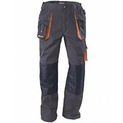 Terratrend Werkbroek 3230 Zwart/Oranje