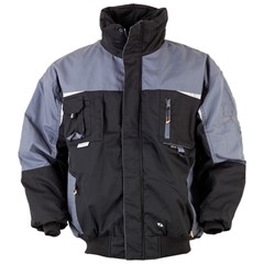 Pilotjack Terratrend 3681 kleur zwart/grijs