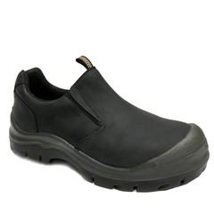 No Risk Werkschoenen Instapper Keady S3 Zwart