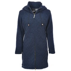 Pure Wool Vest WJK-1709 Marine