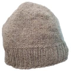 Pure Wool Muts Gevoerd PA1904 Ecru One Size