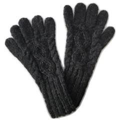 Pure Wool Handschoenen Gevoerd PA1909 Antraciet One Size