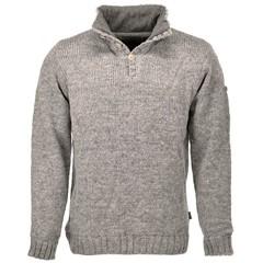Pure Wool Trui MNL-1701 Ecru