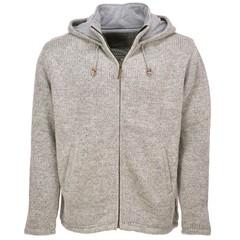 Pure Wool Vest MNL-1704 Lichtgrijs