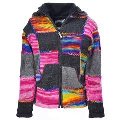 Pure Wool Vest WJK-06 Multi