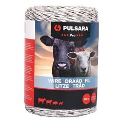 Pulsara Schrikdraad (Wit) - Pro