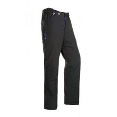SIP Zaagbroek Blauw/Zwart