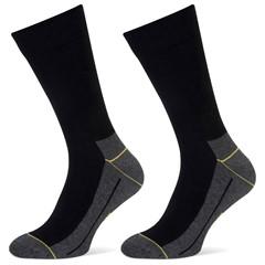 Stapp Sokken Walker 2-Pack Zwart