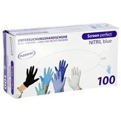 Melkershandschoenen Nitril Poedervrij 100 stuks