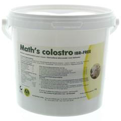Math's Colostro IBR-Vrije Biest 1 KG