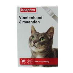 Beaphar Vlooienband Kat Wit
