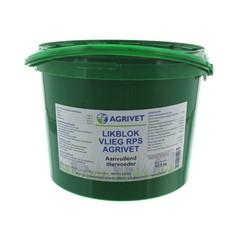 Agrivet Likblok Vlieg RPS (Emmer) - 12,5 Kg